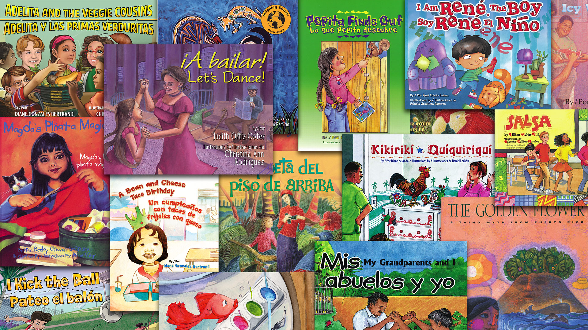 Hispanic Heritage Month – Meet Arte Público Press